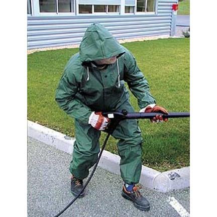 Pantalon de travail anti pluie for Espace vert job