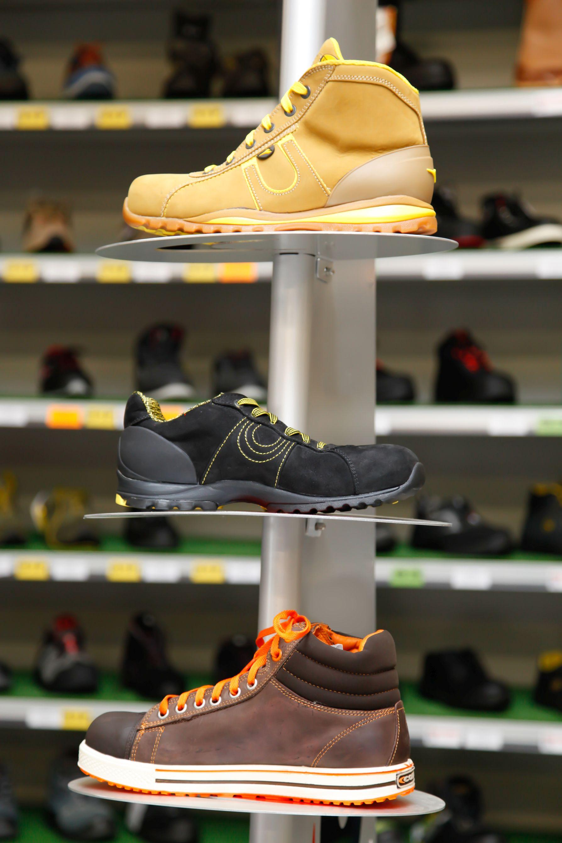 nous vous proposons un grand choix de chaussures de sécurité